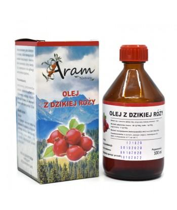 Olej z dzikiej róży 100ml