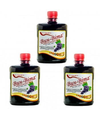 Eine große Packung Vin Vita